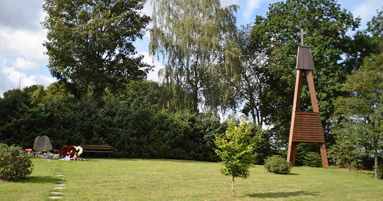 Waldfriedhof Wingst-Geestberg - Deutsche Friedhofsgesellschaft