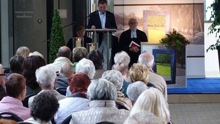 Tag der offenen Tür am 14.09.2019 im Rhein-Taunus-Krematorium