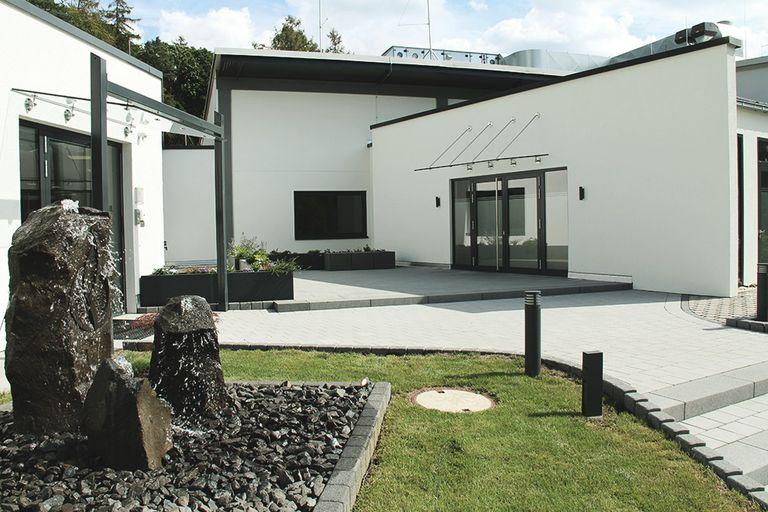 Ansicht des Rhein-Taunus-Krematoriums